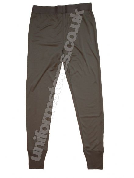 British PCS Thermal Bottoms Olive BRAND NEW